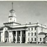 Краснодар. №1. Вокзал, 1956 год