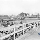 Краснодар. 1942 год. Оккупация. Переправа через реку Кубань