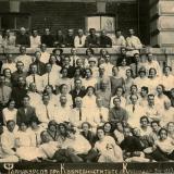 Краснодар. 3-й выпуск Фармкурсов при Кубмединституте 09.06.1927 года