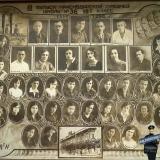 Краснодар. 3-й выпуск СШ №36, 10 класс, 1936 год
