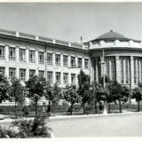 Краснодар. №3. Здание пищевого института, 1956 год