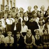 "Краснодар. Школа № 5, 7""В"" класс, 1970 год"