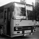 Краснодар. Автобус маршрута № 32, 1989 год