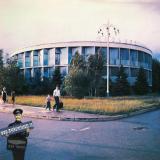 Герцена улица - от Гагарина до Атарбекова