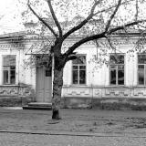 Краснодар. Библиотека на улице Садовой, 9 января 1983 года.