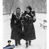 Краснодар. Бульвар по ул. Красной, 1950-е годы