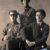 Краснодар. Чекисты Краснодарского отдела ВЧК ОГПУ, 1920 год