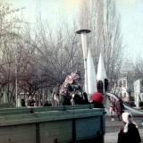 1972/1973 год. Новогодние праздники в Краснодаре