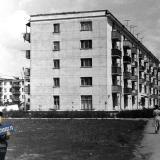 Краснодар. Детская поликлиника улице Карла Либкнехта. 1965 год.