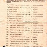 Краснодар. Диплом пединститута, вкладыш стр. 1, 1947 год.