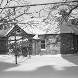 Краснодар. Дом Кухаренко. 1980 год.