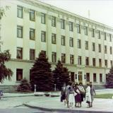 Краснодар. Дом Союзов, 1987 год