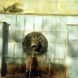 Краснодар. Фонтанчик в Горпарке, 1982 год