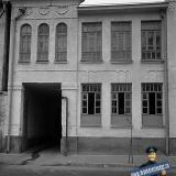Краснодар. Гарнизонная баня. Улица Октябрьская № 64 (вид левой части, фото 2)