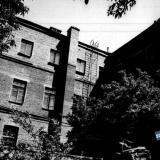 Краснодар. Гарнизонный дом офицеров. Красноармейская, 48.  Вид на дворовую часть дома.