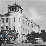 Краснодар. Совнархоз. 1960 год.