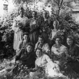 Краснодар. Городок МЖК, 13 июня 1954 года.