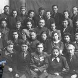 Краснодар. Городской Комсомольский актив. 1949 год.