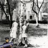 Краснодар. Горпарк, начало 1960-х