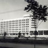 """Краснодар. Гостиница """"Кавказ"""", 1964 год."""