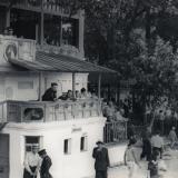 1948 год. Буденный С.М. на Краснодарском ипподроме