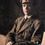 Краснодар. Кириченко Степан Федорович, сотрудник Краснодарского отдела ВЧК ОГПУ, 1920 год