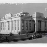 Краснодар. ККСВ. Павильон крайпромсовета, 1956 года