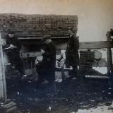 """Краснодар. Колхозная улица. Середина 1930-х, на строительстве """"Заготзерно"""""""