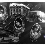 Краснодар. КПИ. 1-я группа выпускников инженеров-химиков. Фото 2. 1967 год.