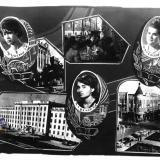 Краснодар. КПИ. 1-я группа выпускников инженеров-химиков. Фото 3. 1967 год.