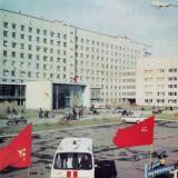 1 Мая улица - от 40 лет Победы до Черкасской