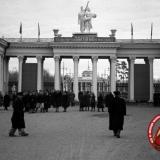 1956 год. Открытие Сельскохозяйственной выставки