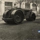 Краснодар. Улица Красная у драмтеатра, 1949 год