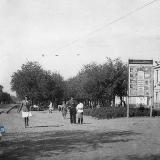 Краснодар. Красная улица - перекресток с Буденного
