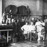 Краснодар. Краснодарский вин. завод, 1954 год.