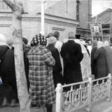 Октябрьская улица - перекресток с Пашковской
