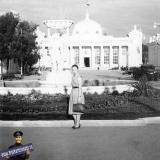 Краснодар. КСХПВ. Главный корпус. сентябрь 1957 года