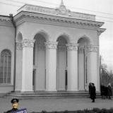 Краснодар. КСХПВ. Павильон Анапского района, 1956 год