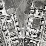 1957 год. Аэрофотосъемка