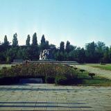 "Краснодар. Мемориал ""Жертвам фашизма"", 1987 год"