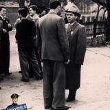 1961 год. 7 ноября. Демонстрация