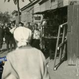 Краснодар. На Сенном рынке, сентябрь 1942 года