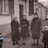 Краснодар. На ул.Красноармейской, между Пушкина и Советской, вид на север, 1960-е