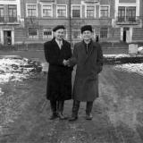 Краснодар. На ул. Зиповской, 1958 год