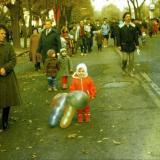 Краснодар. На улице Красной. 7 ноября 1988 года