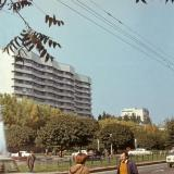 Краснодар. На улице Красной у перекрёстка с Бабушкина