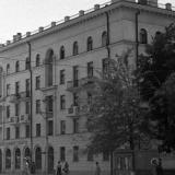 Краснодар. На улице Мира у дома железнодорожников