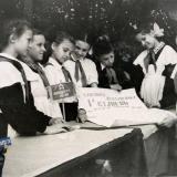 Краснодар. Начальная школа №3, 1953 год