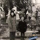 Краснодар. Новогодние праздники 1959-1960 гг.