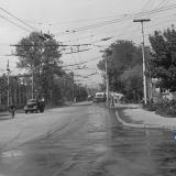 Краснодар. Перекрёсток улиц Красной и Северной, вид на запад.